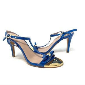 Vince Camuto Spicer Ankle strap heels 7.5 B